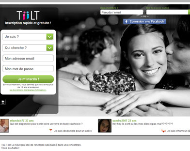 Tiilt site rencontre forum